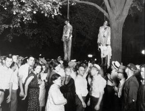 The Lynching of Two Young Black Men