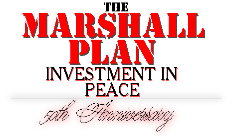 Articles 2014 07 31 - The marshall plan was designed to ...